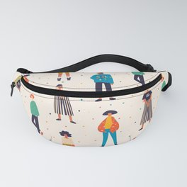These girls can kick your butt! Fanny Pack