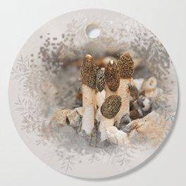 Fungi Tile Cutting Board