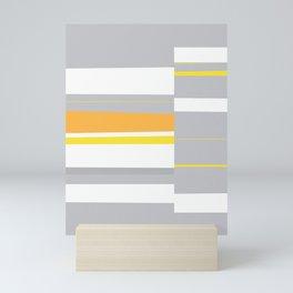 Mosaic Single 4 #minimalism #abstract #sabidussi #society6 Mini Art Print