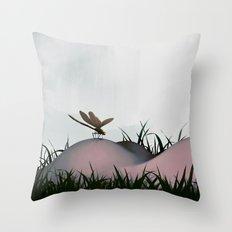 Between Rivers, Rilken No.1 Throw Pillow