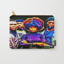 """BLACK POWER: WHO STOLE THE SOL?"" Carry-All Pouch"