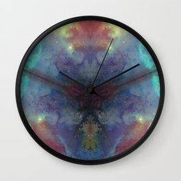 LACTEA WORLD 3 Wall Clock