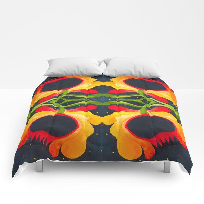 Night blossom  Comforters