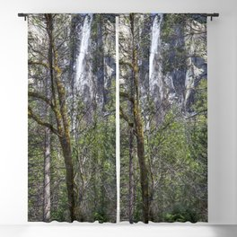 Yosemite Falls Blackout Curtain