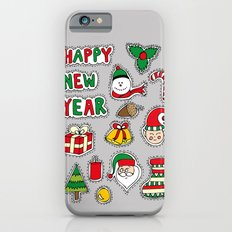 My Christmas Theme (: Slim Case iPhone 6s