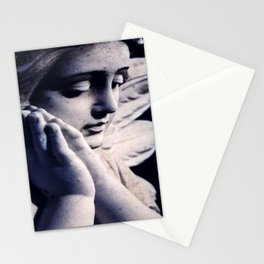 Sleepy Angel Stationery Cards