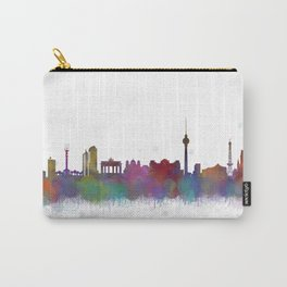 Berlin City Skyline HQ4 Carry-All Pouch