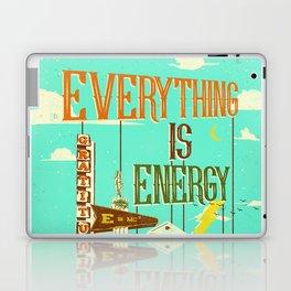 EVERYTHING IS ENERGY Laptop & iPad Skin