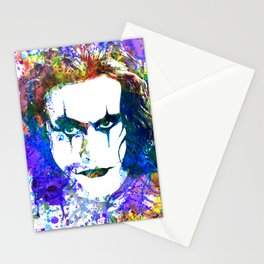 Brandon Lee, Eric Draven, The Crow Stationery Cards