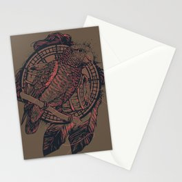 The Pirate's Assistant Stationery Cards