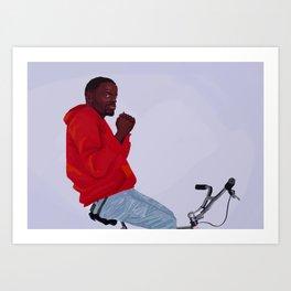 Boys / Wkabi Art Print
