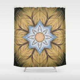 Forsythia Shower Curtain