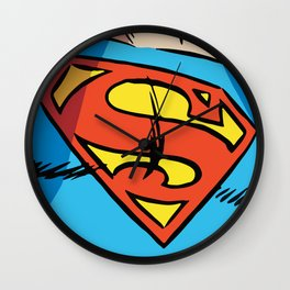 Classic Superman Wall Clock