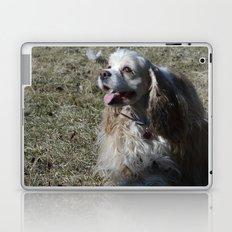Cocker Spaniel Laptop & iPad Skin