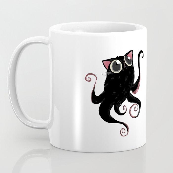Kittypus Coffee Mug