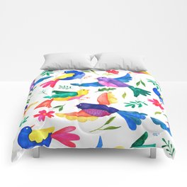 Mexican Birds Comforters
