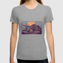 Kaiju kiss T-shirt