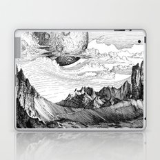 The mountains Laptop & iPad Skin