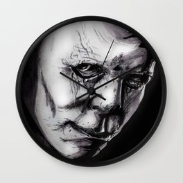 Michael Myers Wall Clock