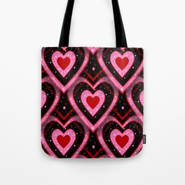 Heavenly Hearts Tote Bag