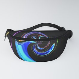 Abstract Perfection 12 Fanny Pack