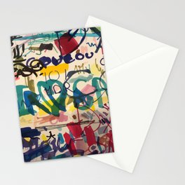 Urban Graffiti Paper Street Art Stationery Cards