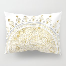 Mandala Justyoga Pillow Sham
