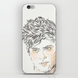Alec Lightwood iPhone Skin