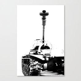 On guard 01 Canvas Print