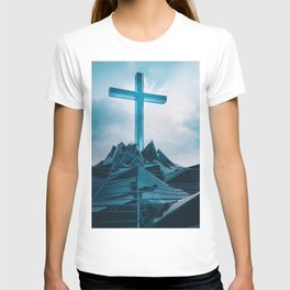 2GOD BE THE GLORY EGFXF28 T-shirt