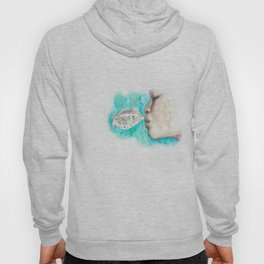 Fish Kiss Hoody