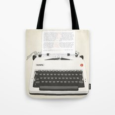 Ruby Sparks Tote Bag