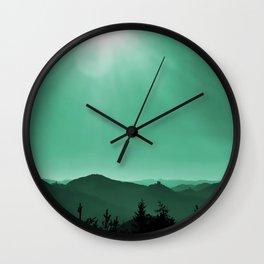 My scenic homeland Wall Clock