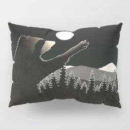Raccoon Pillow Sham