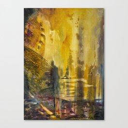 #Abstrakt Indi Canvas Print
