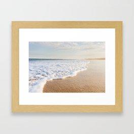 Incoming Tide Framed Art Print