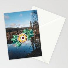 Move Along Stationery Cards