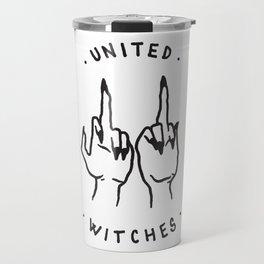 United Witches Travel Mug