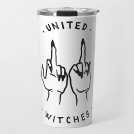 United Witches Travel Mug