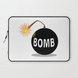 Cartoon Bomb Laptop Sleeve