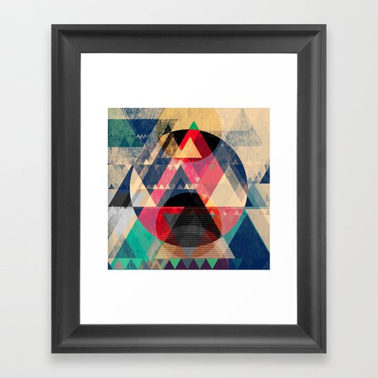 Graphic 102 Framed Art Print