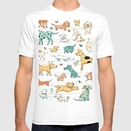 Dogs Dogs Dogs T-shirt