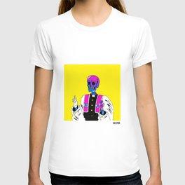 Preacher of the leeches T-shirt