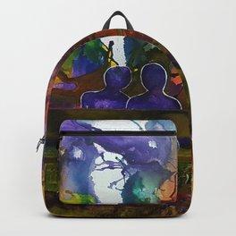 Peace Among Giants Backpack