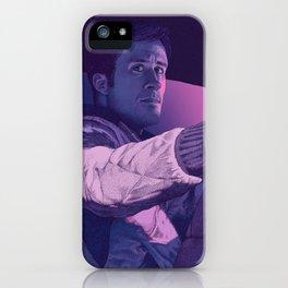 """The Driver"" (colour) iPhone Case"