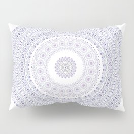 Frosted Little Flowers Pillow Sham