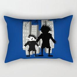 Punk is not dead Rectangular Pillow