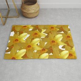 My Daffodils Rug