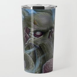Zombie Octopus Travel Mug