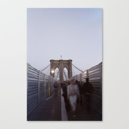 Brooklyn Souls Canvas Print